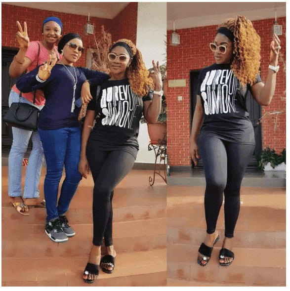 Photo of Mercy Johnson loses weight, looks delectably slim in new photos