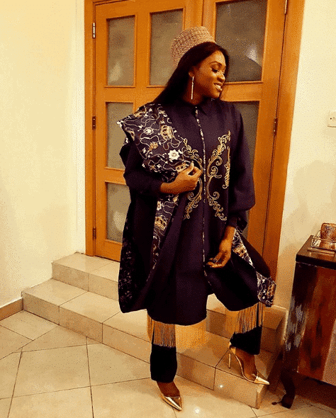 "Photo of ""I'm definitely open to cosmetic surgery"" – Singer, Waje"