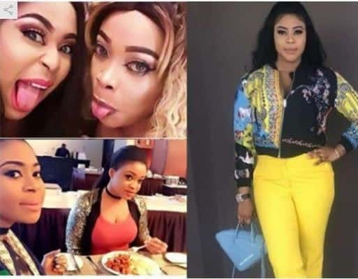 Photo of Mimi Orjiekwe slams her friend for trying to snatch her man