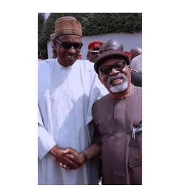 Photo of Nigerians should be clapping for Buhari and thanking God for us – Ngige