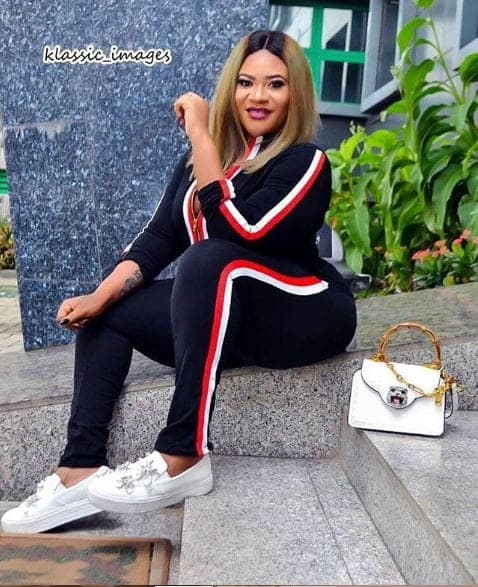 Photo of I f**k everyday – Actress, Nkechi Blessing Sunday reveals