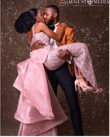 Photo of 'She Jazzed Me' – Man set to wed lady he met in NYSC camp 4 years ago (Photos)