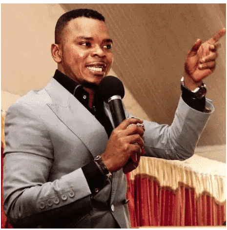 "Photo of ""I've seen Adam and Eve before, I know them personally"" – Ghanaian Bishop, Daniel Obinim"