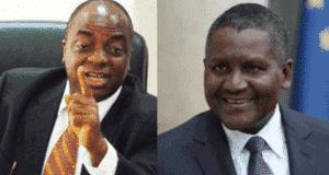 Photo of Man narrates how Bishop Oyedepo helped him meet billionaire, Aliko Dangote