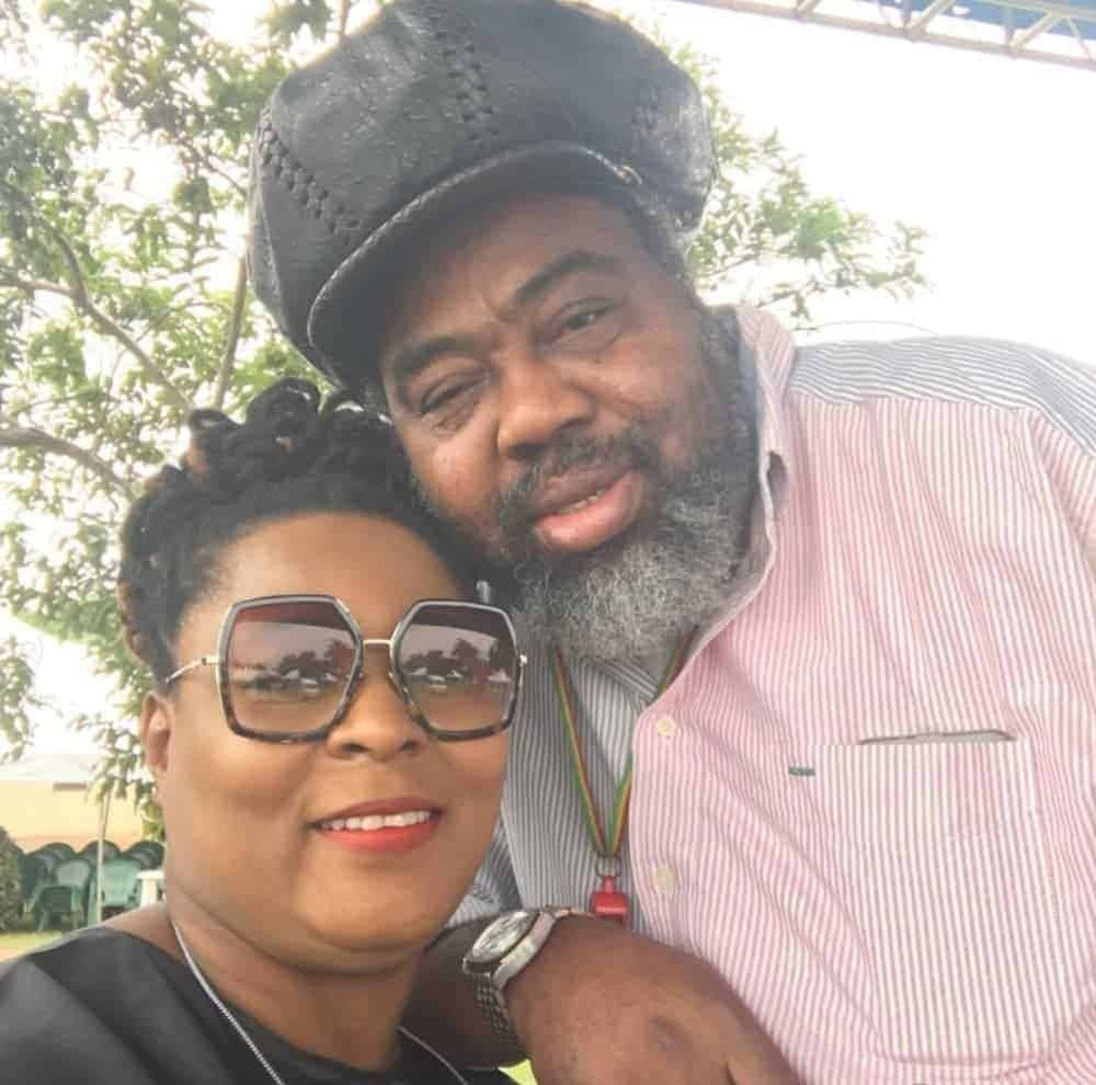 Photo of Ras kimono's wife dies, 3 months after his death