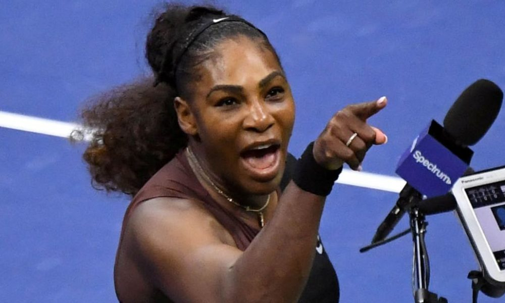 Photo of Checkout Serena Williams' new look after her defeat to Naomi Osaka