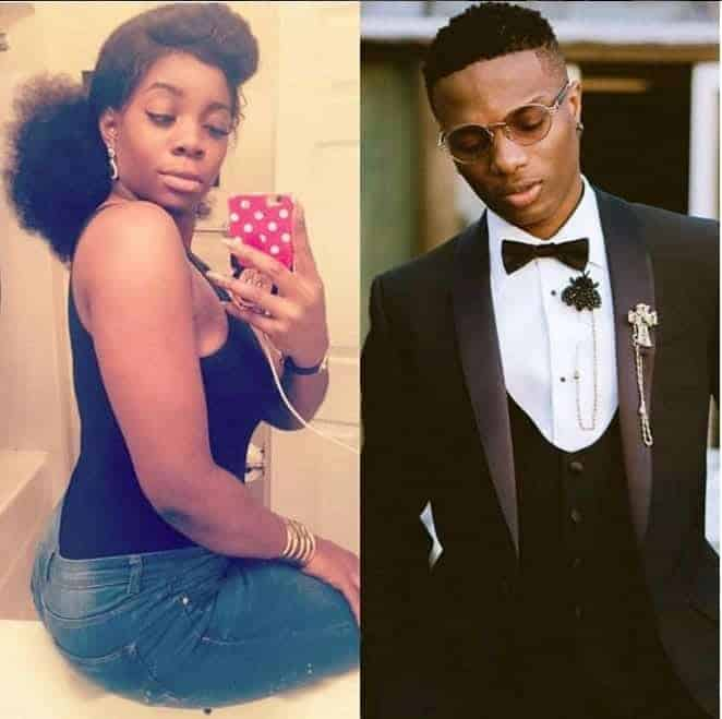 """Photo of """"I feel so free"""" – Wizkid's first baby mama says after calling him out"""