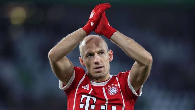 Photo of Robben hungry for another champions league trophy