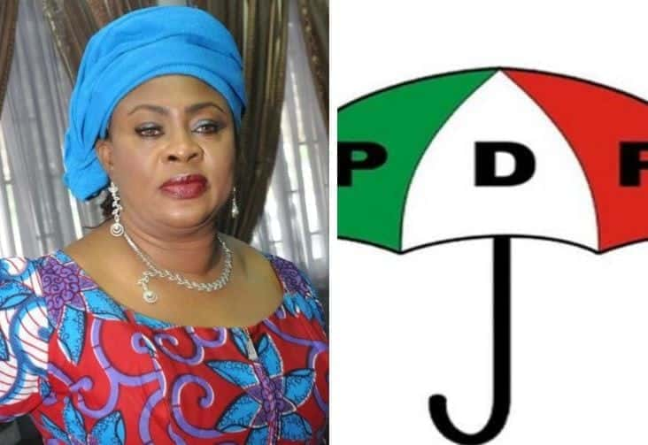 Photo of Stella Oduah returns to PDP after 3 months of moving to APGA