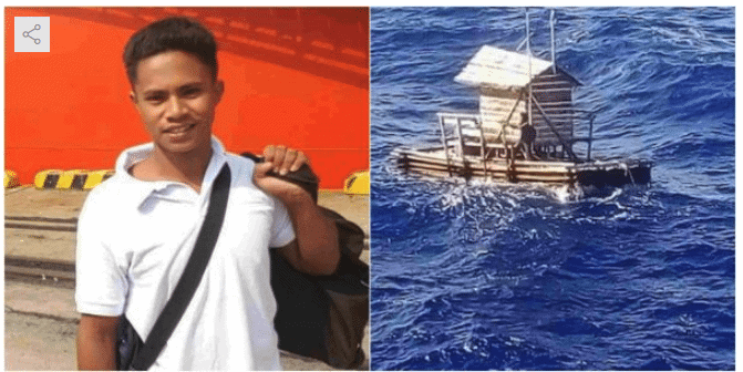 Photo of How stranded teenager survived at sea for 49 days