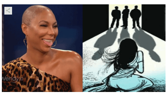 Photo of Tamar Braxton reveals she was molested by family members