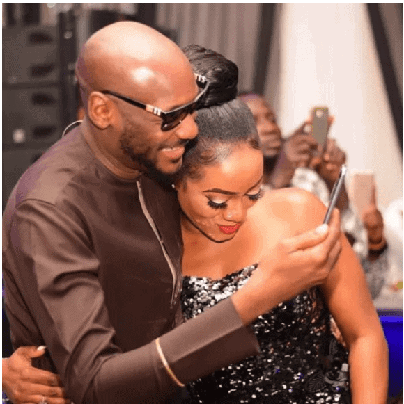 Photo of Toolz reacts after Basketmouth's wife calls 2Face her 'lover'