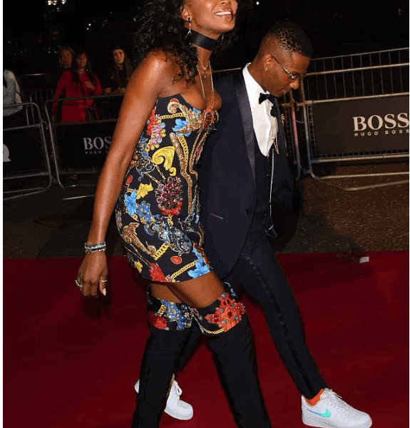 Naomi Campbell Reacts To Rumours Of Her Relationship With