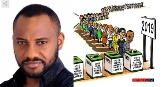 Photo of Here's why Yul Edochie won't run for presidency in 2019