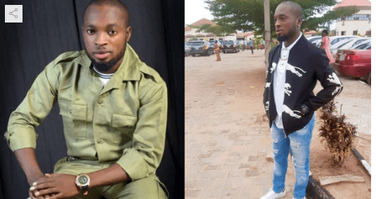 Photo of Corps member shot dead by cultists after 'mistaken for someone else'