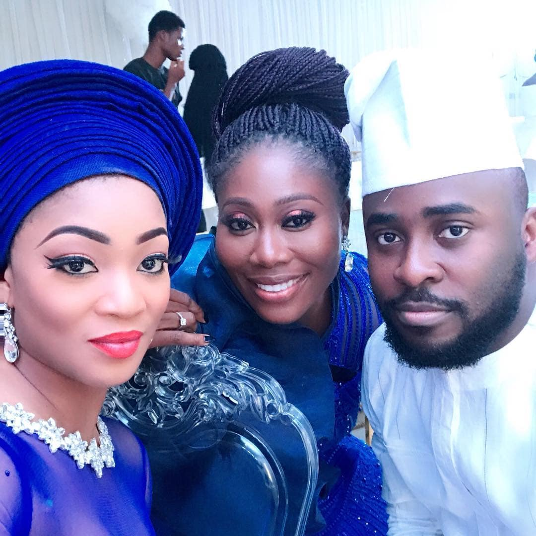 Photo of OAP Gbemi to wed Falz's manager, Femi, on November 3, 2018 (Details, photos)