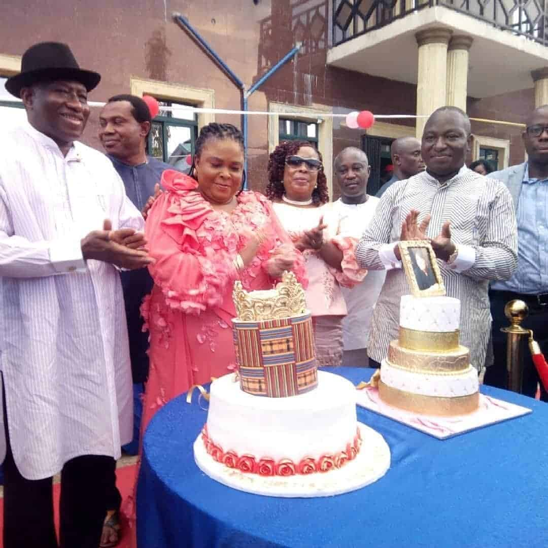 Photo of How Dame Patience Jonathan marked 53rd birthday in style (Photos)