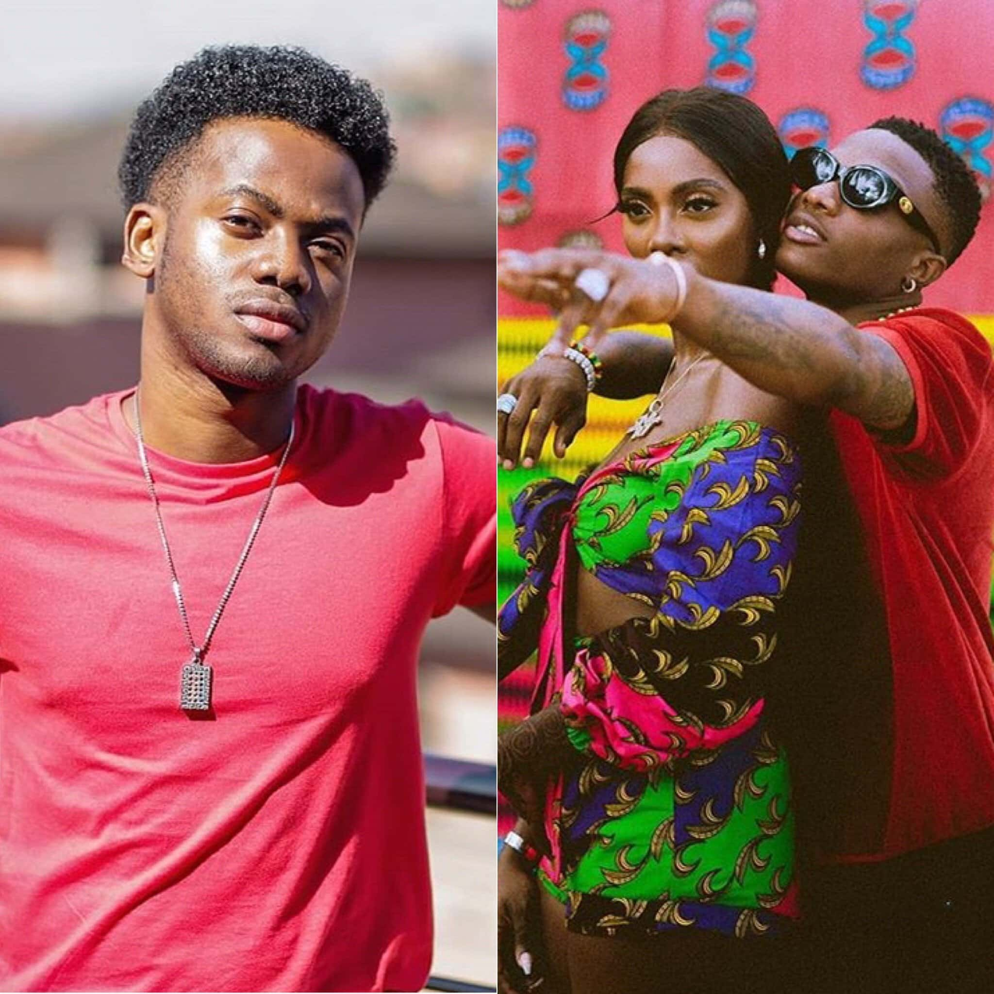 Photo of Wizkid and Tiwa Savage are two consenting adults – Korede Bello
