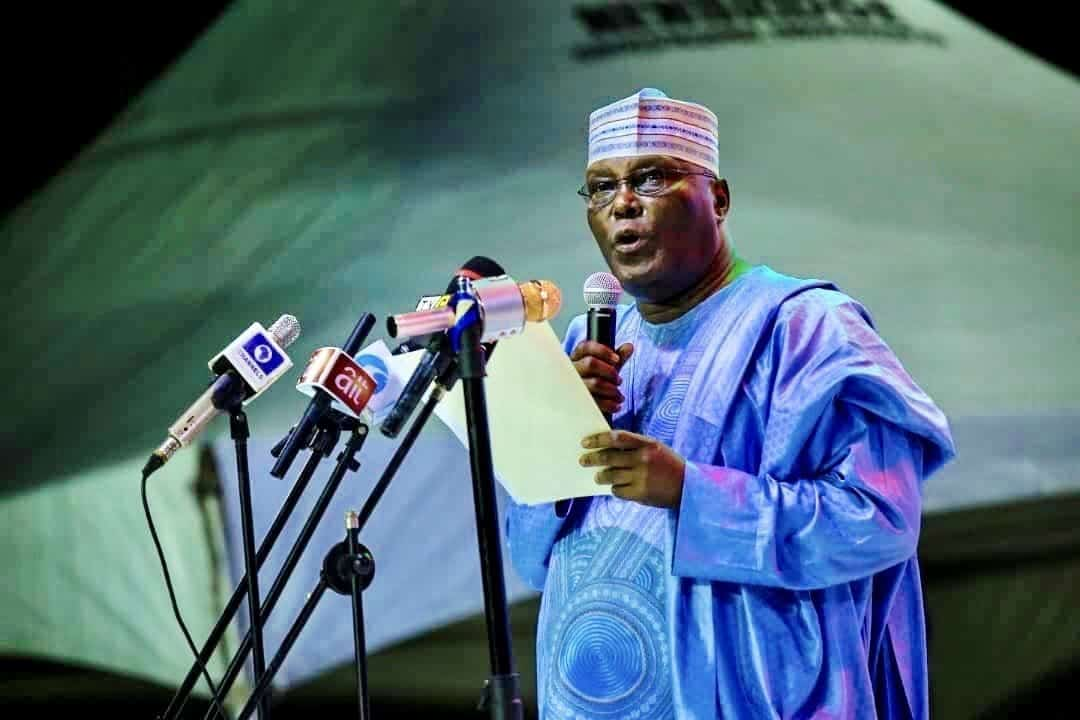 """Photo of """"This is a victory for all of us"""" – PDP presidential candidate, Atiku"""