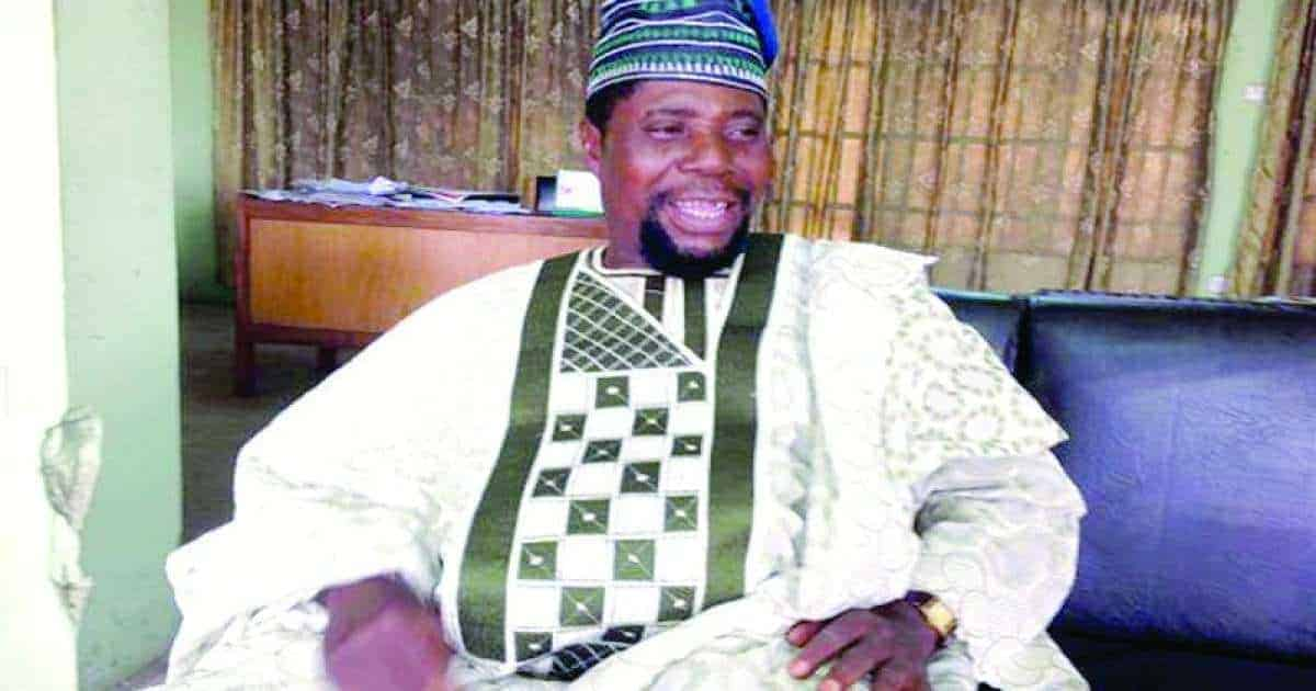 Photo of Nollywood mourns, loses actor 'Ajimajasan'