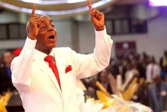 Photo of Bishop Oyedepo reacts to bomb attempt on his Church