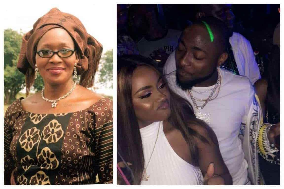 Photo of Chioma has broken up with Davido – Kemi Olunloyo