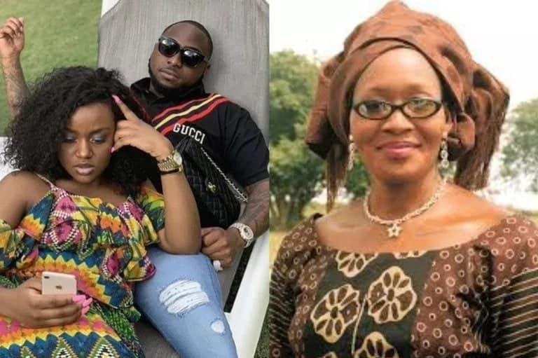 "Photo of ""You're quite rusty down there"" – Davido drags Kemi Olunloyo on Twitter"