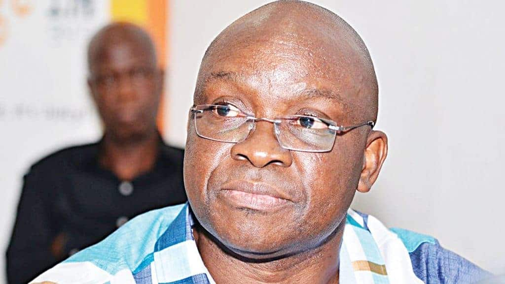 Photo of Why we resisted Fayose's ambush on Ekiti Assembly – Ekiti Speaker