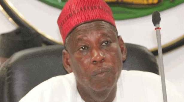 Photo of Twitter users react to video of Governor Ganduje allegedly receiving bribe