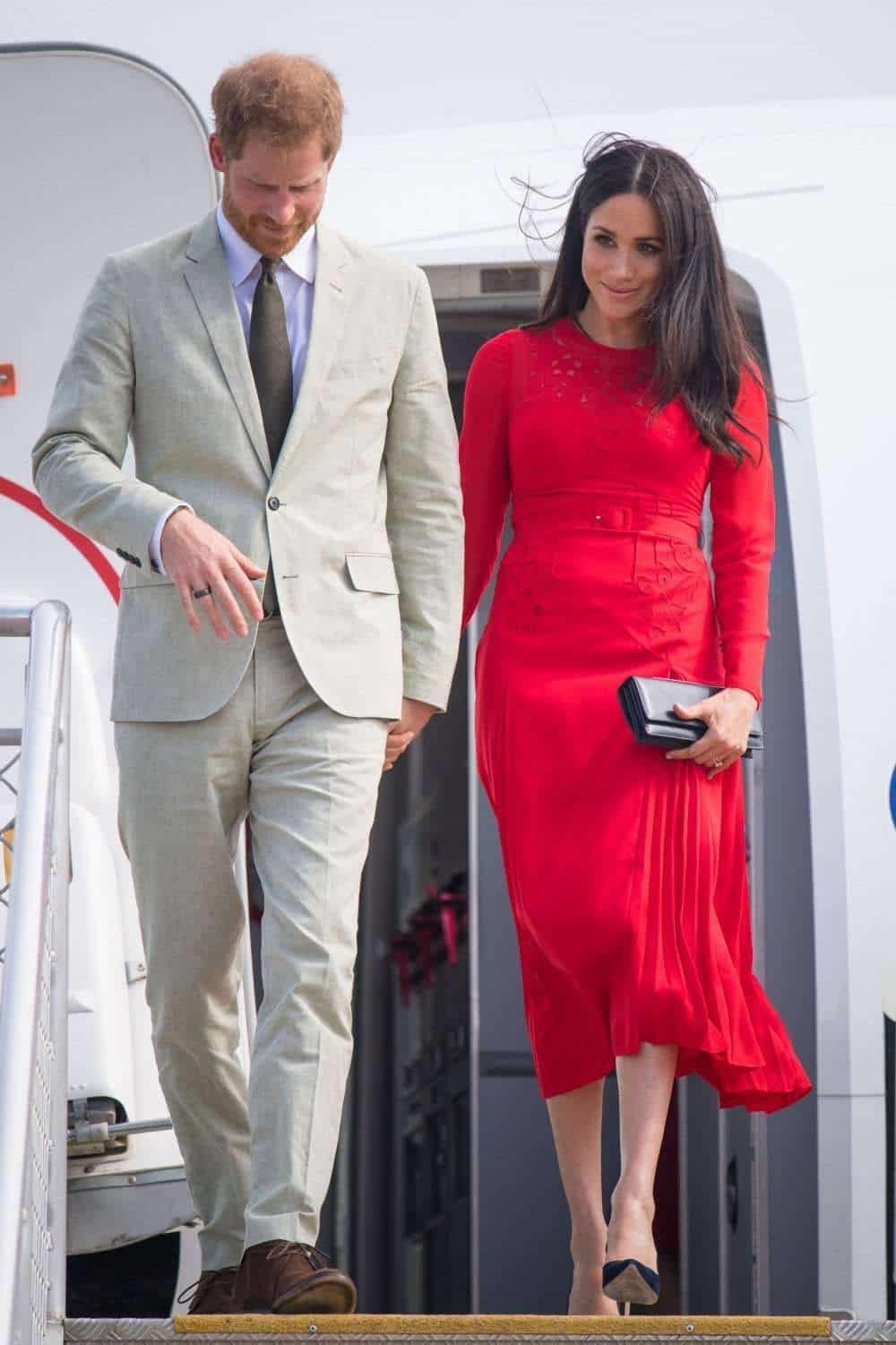 Photo of How Meghan Markle stylishly wore three Outfits in One Day (photos)