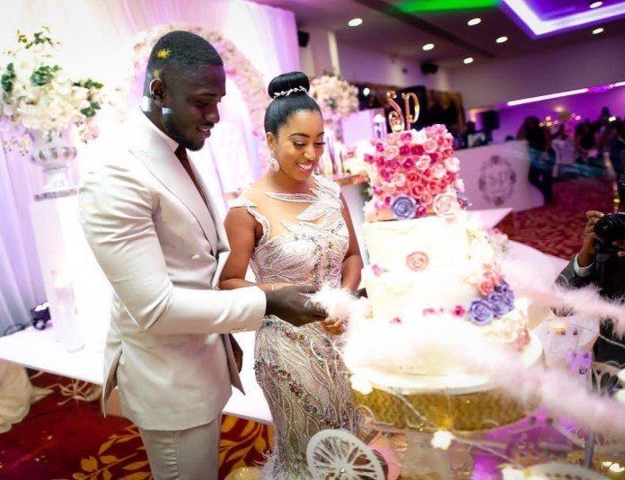 Photo of Chris Oyakhilome's daughter, Sharon, holds second wedding to honor mum (photos)