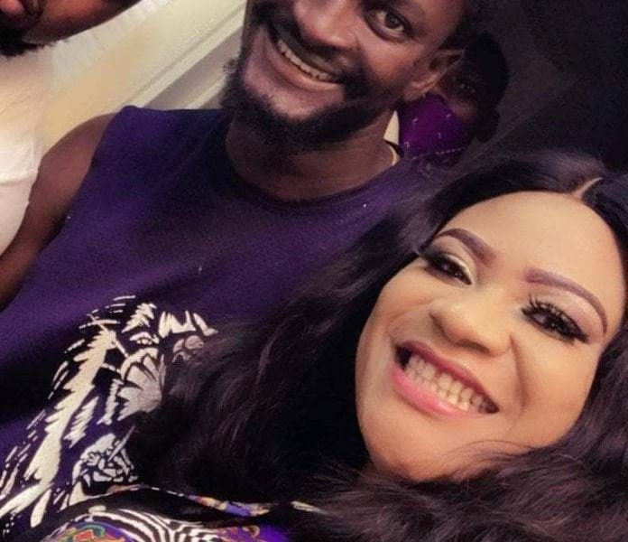 Actress Nkechi Now Engaged To Film Director (video)