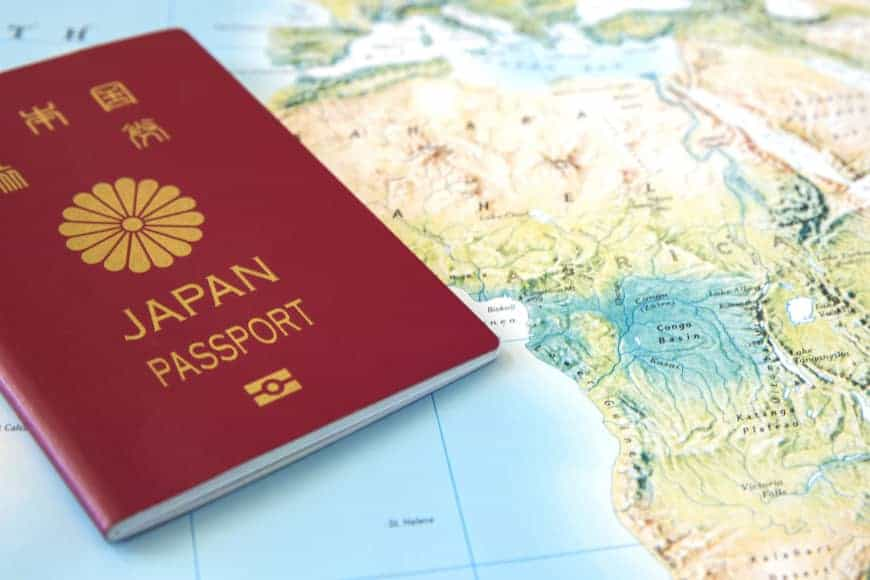 Photo of Japanese Passport now the most powerful in the world