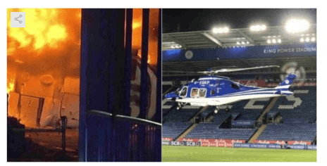 Photo of Leicester City owner, Vichai Srivaddhanaprabha dies in helicopter crash