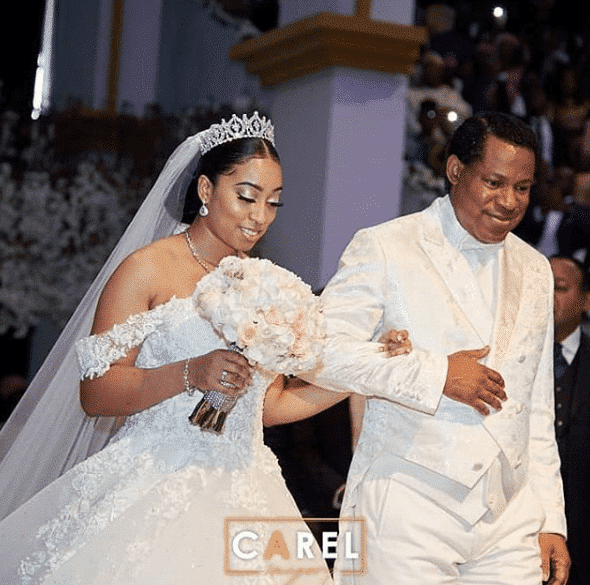 Pastor Chris Oyakhilomes daughters wedding 2