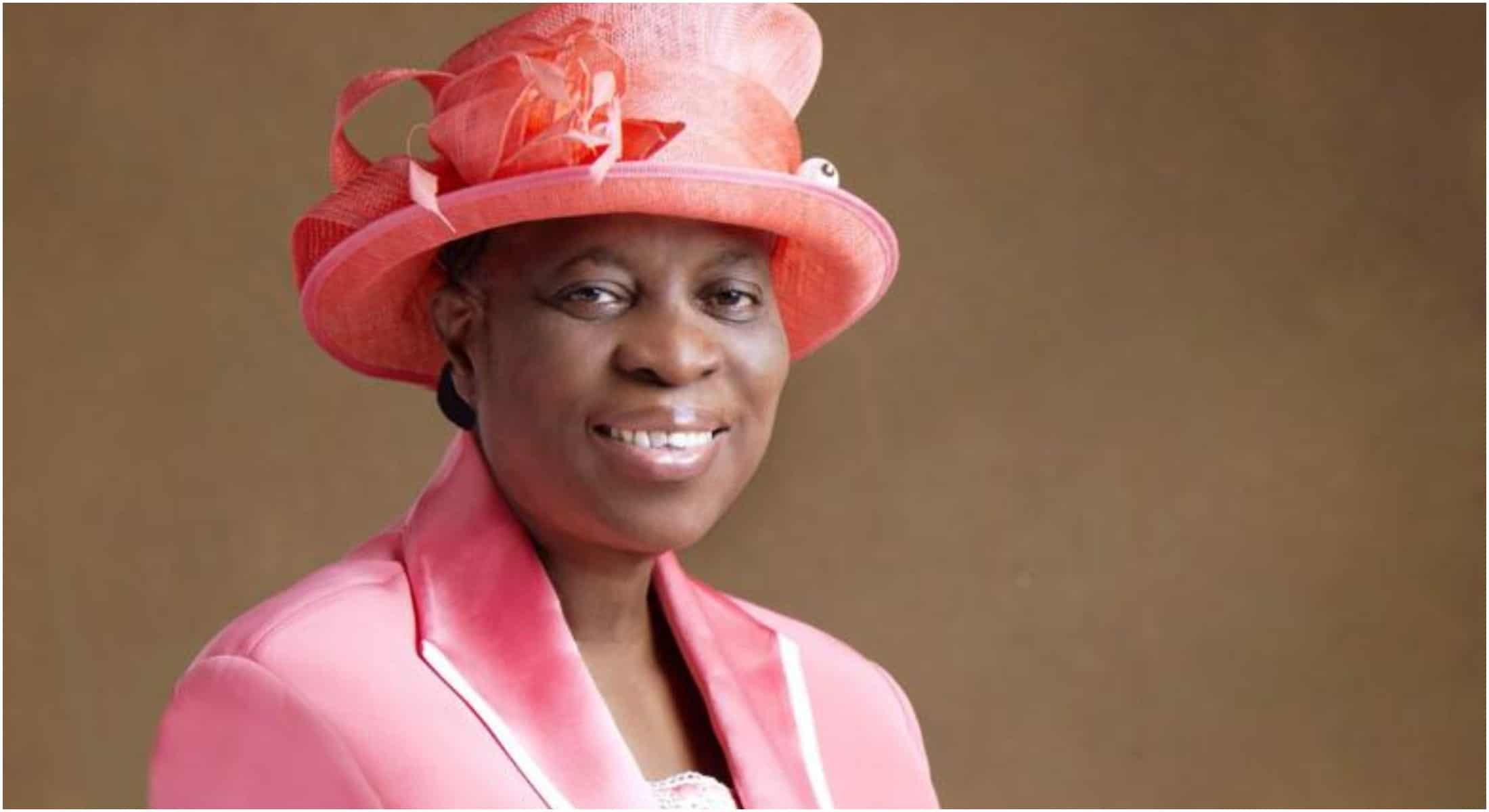 Pastor Foluke Adeboye's controversial message