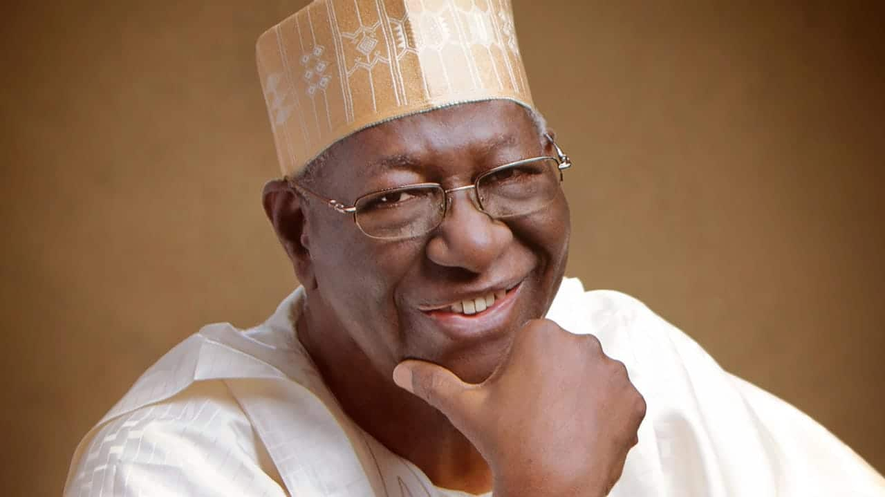 Photo of Former Works Minister, Tony Anenih is dead