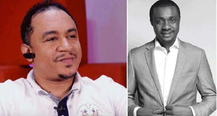 Photo of Stop praying for people's marriages to be healed –  Daddy Freeze to Nathaniel Bassey