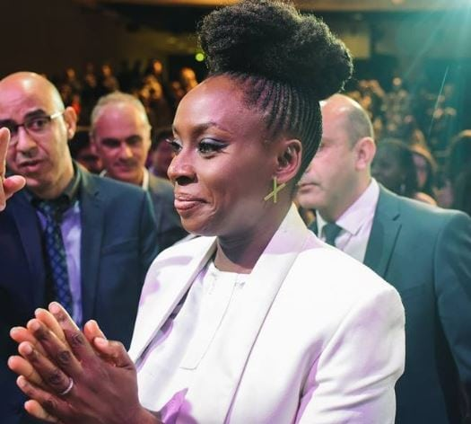 Photo of Chimamanda addresses Trump's statement on Africa being a shithole