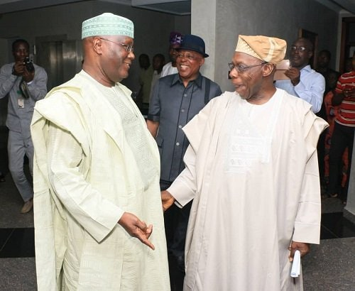 Photo of Why Obasanjo decided to forgive Atiku – Uche Secondus reveals
