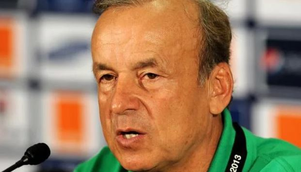 Photo of Gernot Rohr names his starting eleven for Super Eagles Vs Libya game