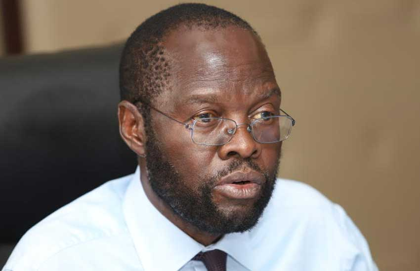 anyang nyong'o: Kenyan governor cries out as woman bombard him with unclad pictures