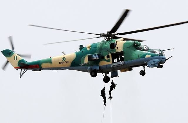 Photo of NAF destroys Boko Haram terrorists logistics' base, vehicles in Borno