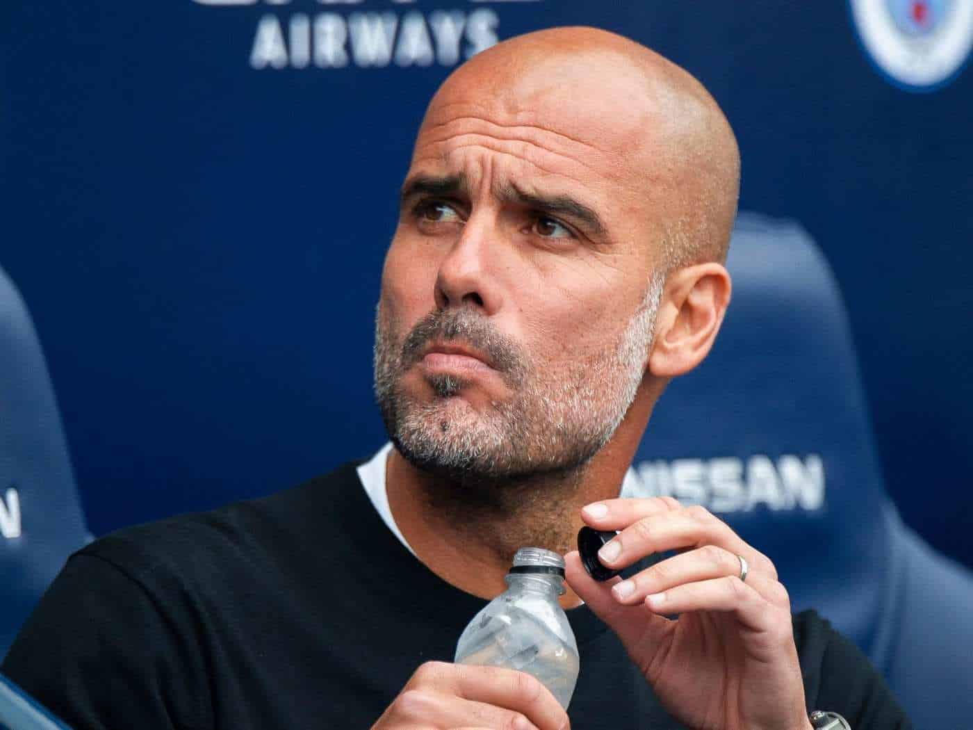 Photo of Guardiola speaks on coaching another club in England