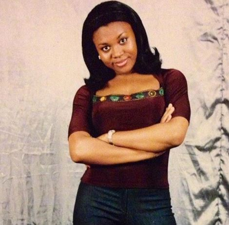Photo of Stella Damascus shares throwback photo taken after she had her first daughter