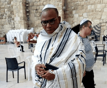 Photo of Israeli Government says Nnamdi Kanu is not in their country