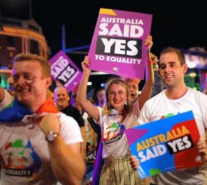 'Jesus' writes homophobic letter to gays in Sydney Australia