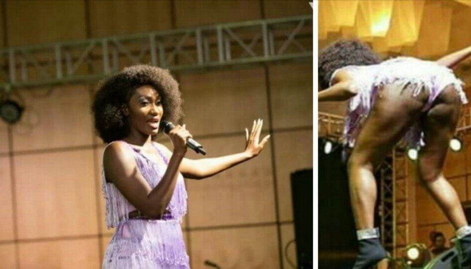 Photo of Wendy Shay slams fans who mocked her for having a rotten buttocks