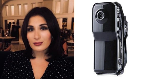 Photo of Rape Allegations: Buy your sons body camera – Laura Loomer