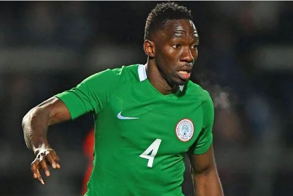 Photo of Kenneth Omeruo urges Nigerians to show support as Super Eagles face Libya